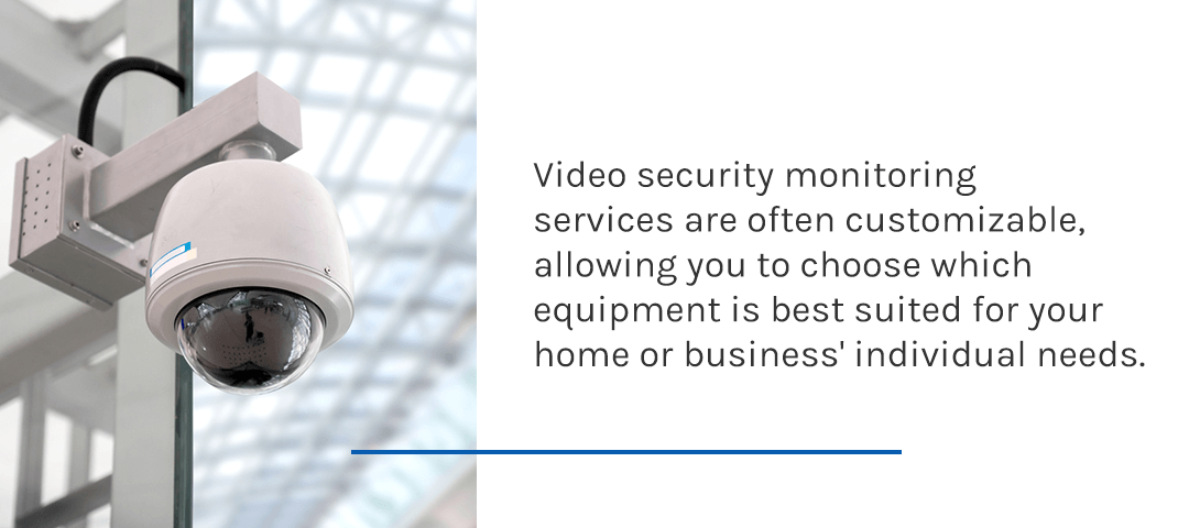 video security monitoring