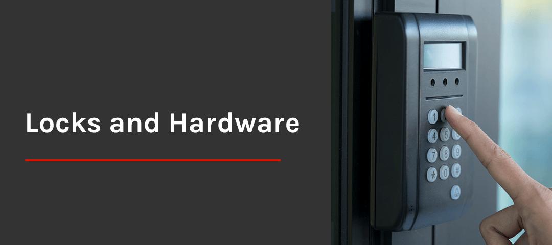 locks and hardware