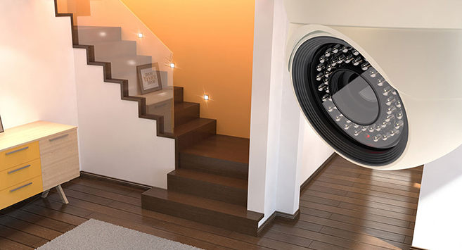 home security cameras